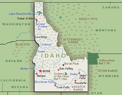 USA / Idaho (ID)