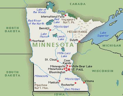 USA / Minnesota (MN)
