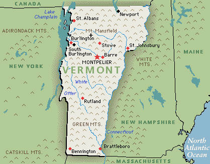 USA / Vermont (VT)