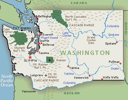 Usa Washington Wa